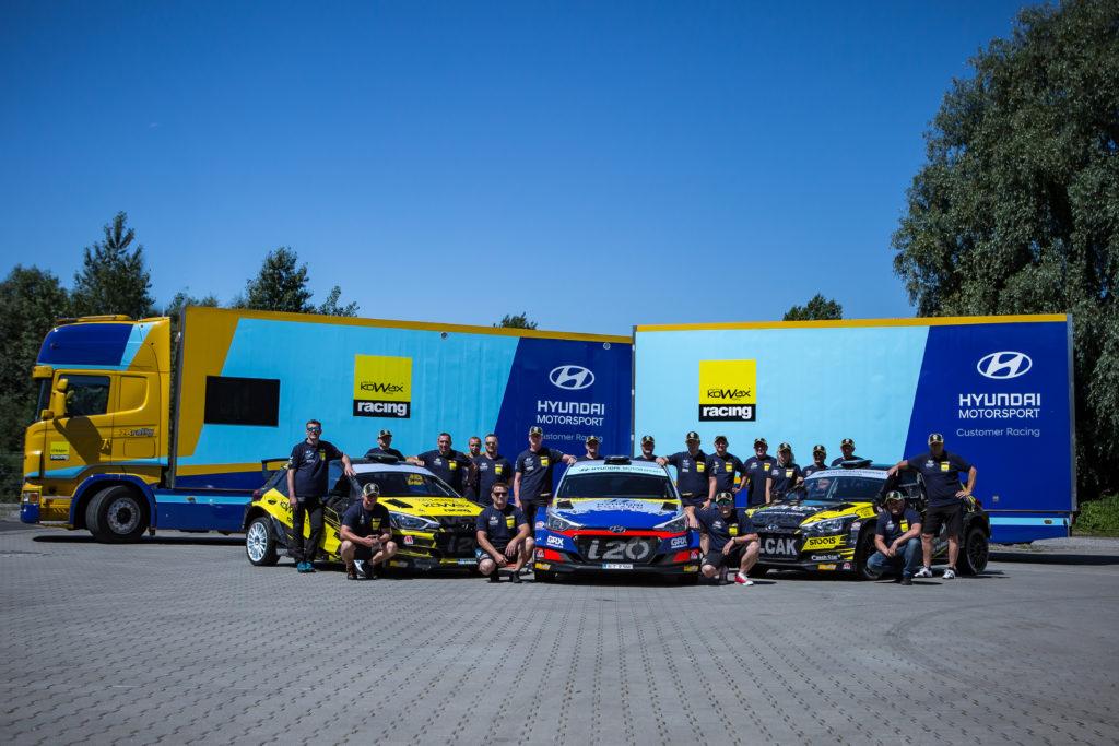 Hyundai Poland Racing gotowy na Rajd Rzeszowski 2020