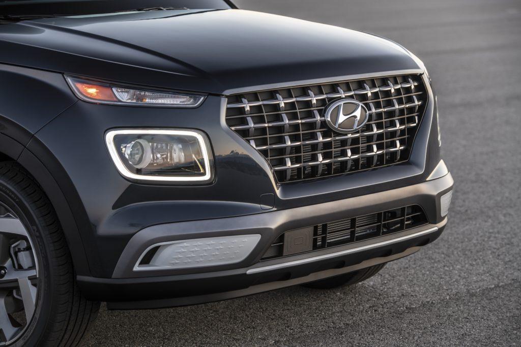 Mały SUV Hyundai'a z dużą nagrodą za bezpieczeństwo w swojej klasie
