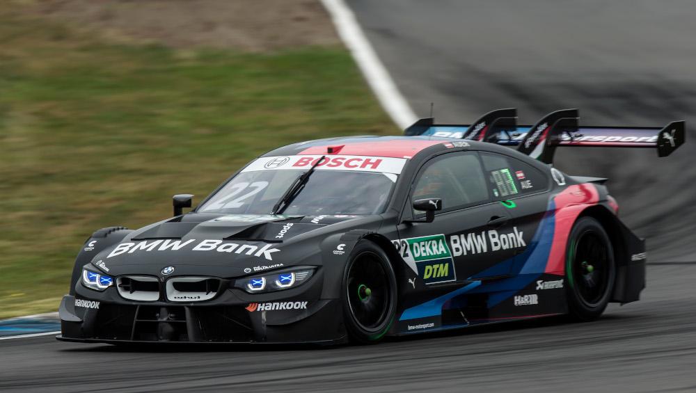 Lucas Auer rozstaje się z BMW po jednym sezonie współpracy