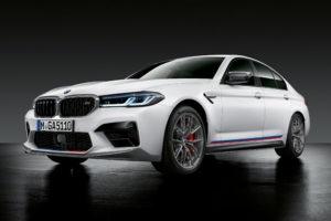 BMW pracuje nad elektrycznym M5 o mocy 1000 KM na 2024 rok