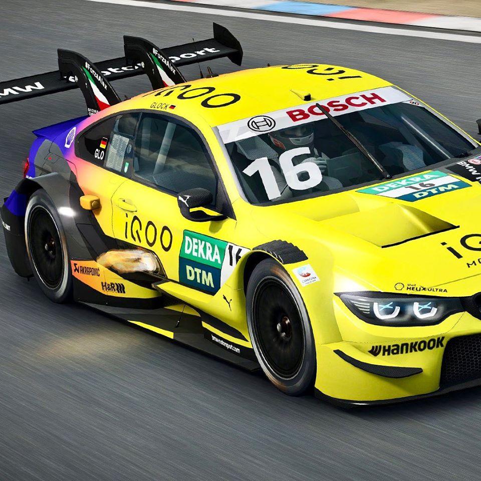 RaceRoom Glock