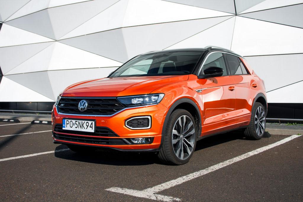 #TEST – Volkswagen T-Roc 1.5 TSI DSG 150 KM – daje więcej niż potrzeba