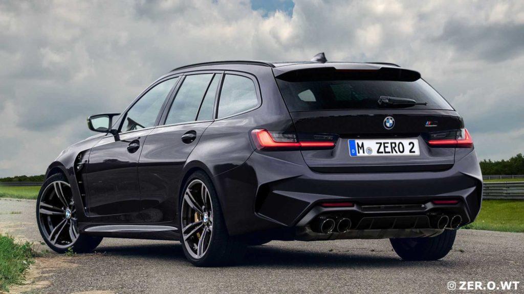 BMW M3 sedan i kombi – duet, który wkrótce w końcu zaistnieje