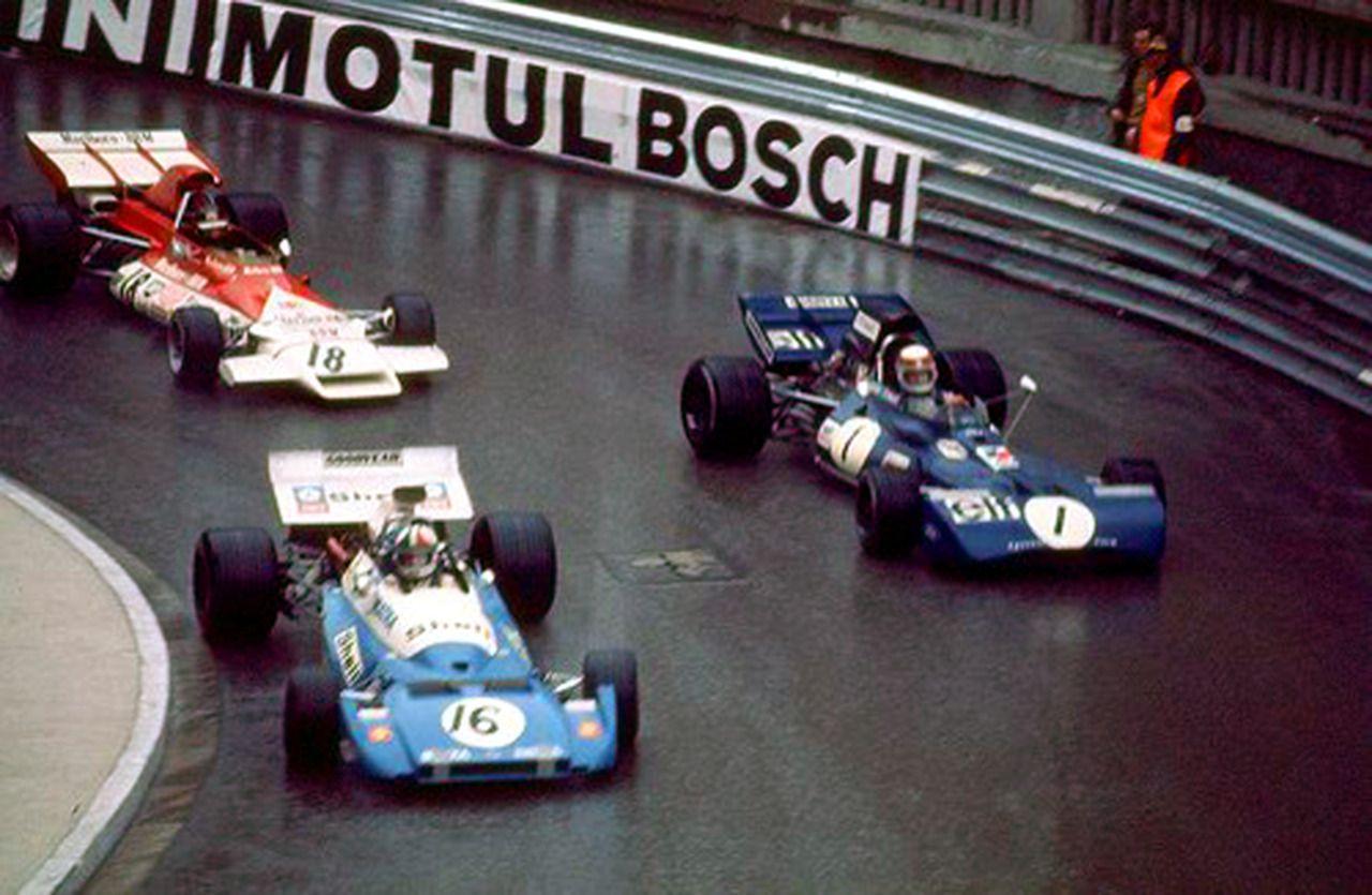 Jean-Pierre Beltoise Monaco 1972