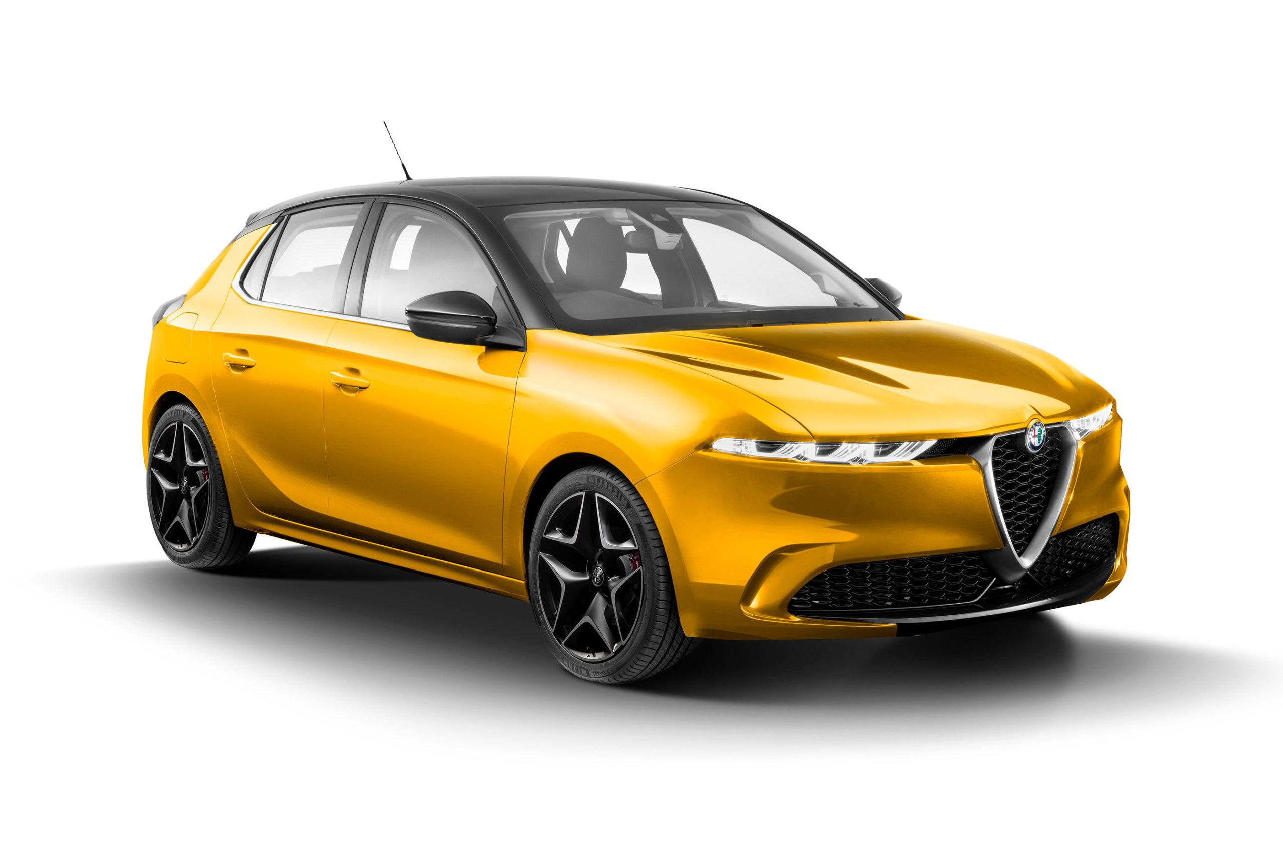 Alfa Romeo e-MiTo