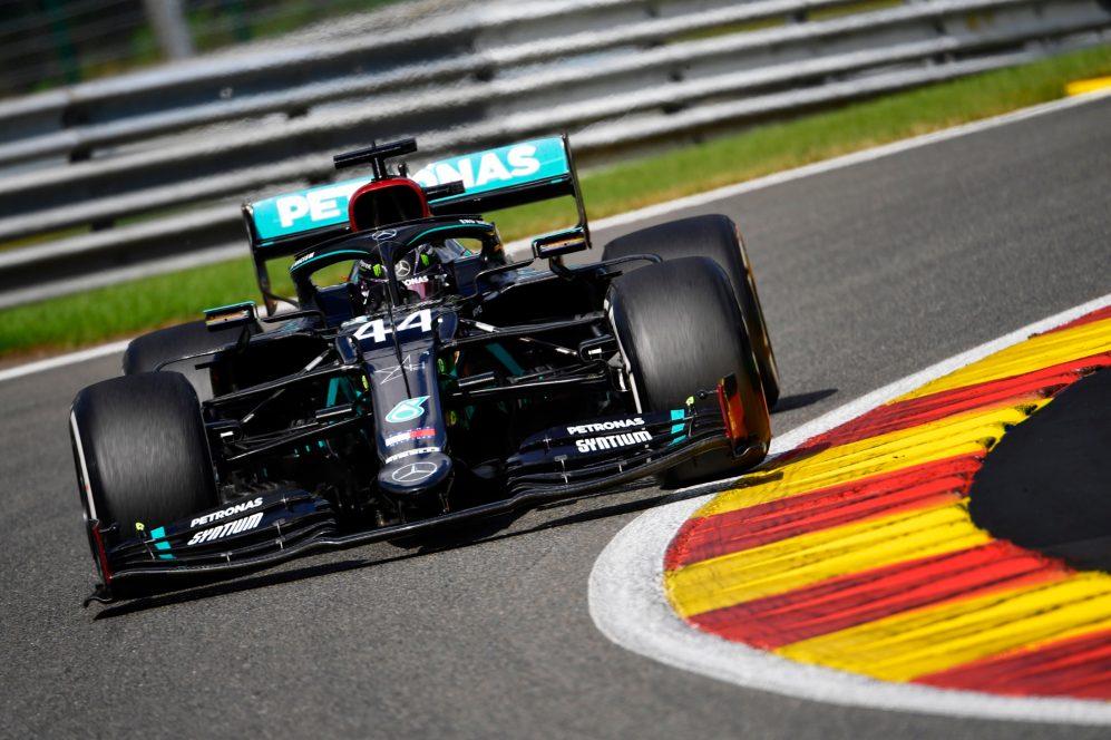 Hamilton poza zasięgiem i świetny wynik Renault – relacja z GP Belgii