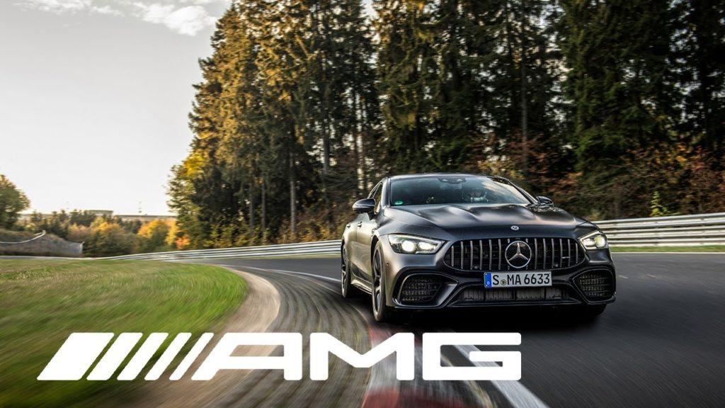 Mercedes urażony rekordem Porsche na Nurburgringu zapowiada odwet
