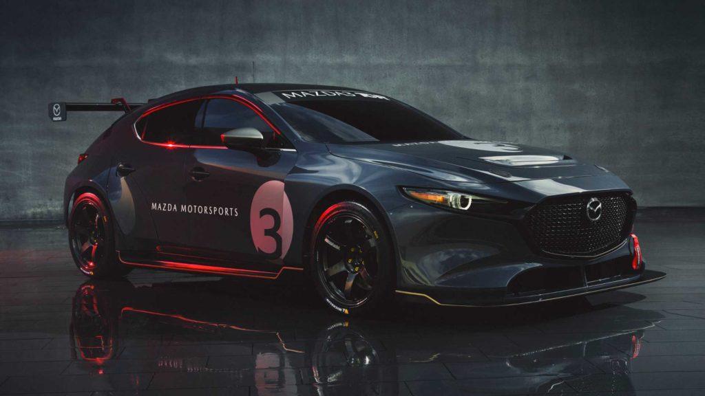 Koniec programu Mazda 3 TCR! – powodem pandemia koronawirusa