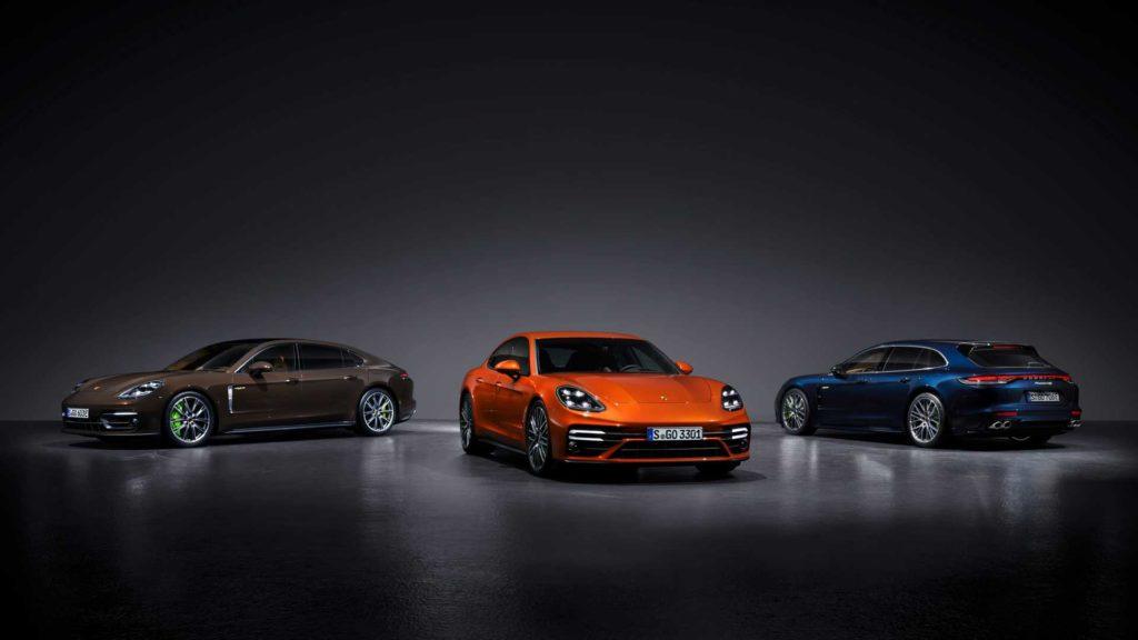 Czy Porsche powiedziało już ostatnie słowo w kwestii nowej Panamery?