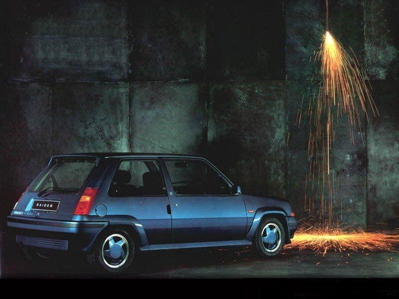 Renault 5 – Wszechstronny maluch z temperamentem