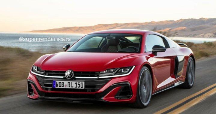Volkswagen R8 czy Audi Arteon – w grupie VAG wszystko do siebie pasuje