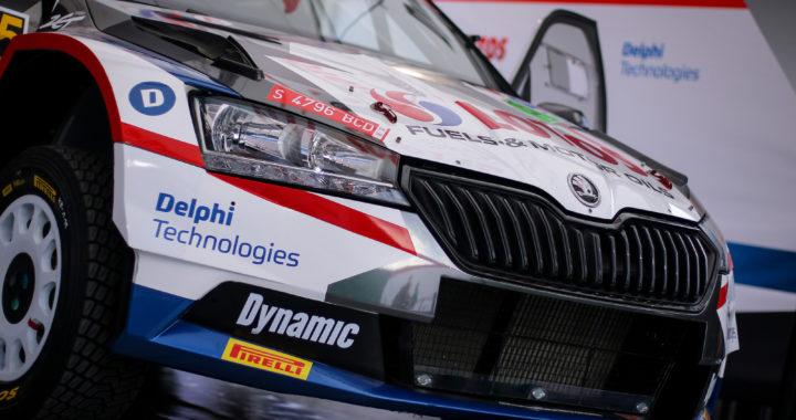 Estońskie wyzwanie dla załogi Kajetanowicz/Szczepaniak i marki Pirelli