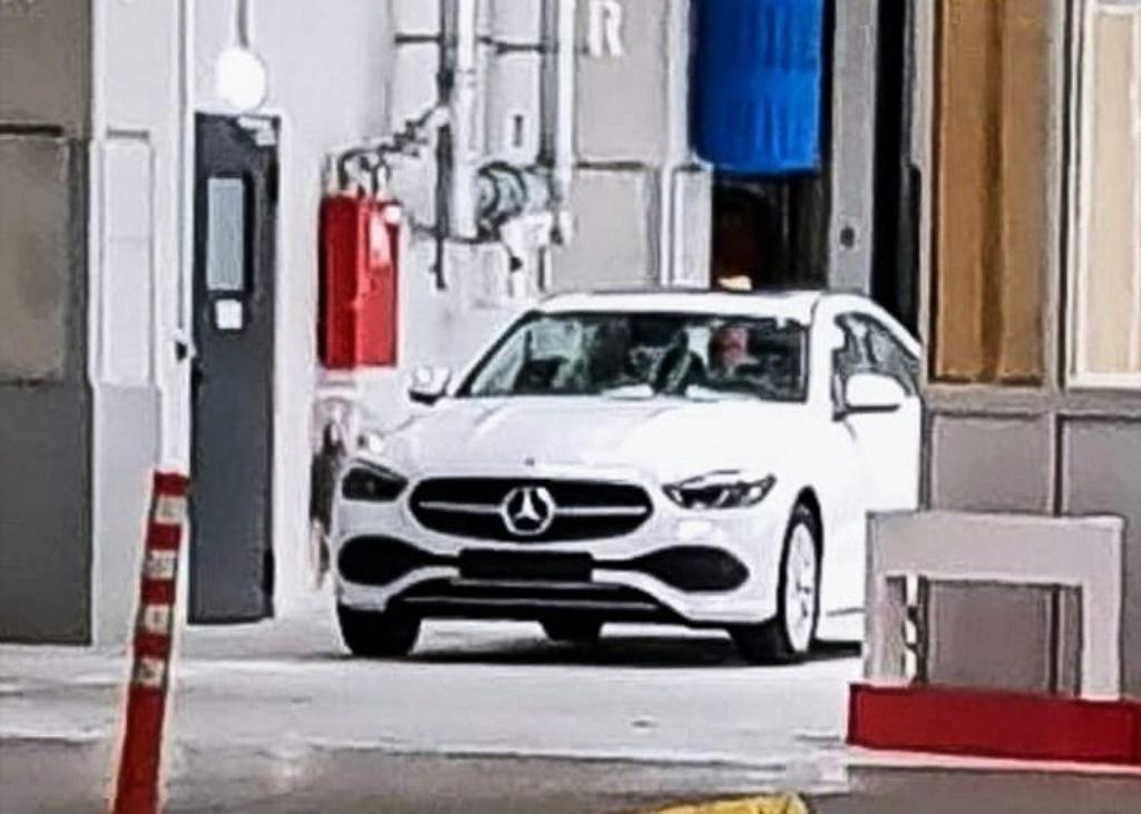 Tak prawdopodobnie wyglądał będzie nowy Mercedes klasy C