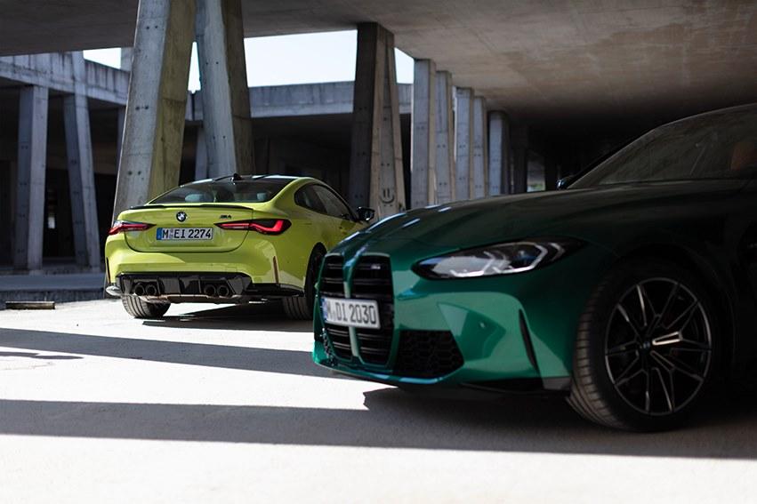 Nowe BMW M3 oraz M4 – długo wyczekiwana światowa premiera