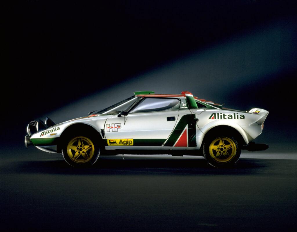 Lancia Stratos – Włoski dominator odcinków specjalnych