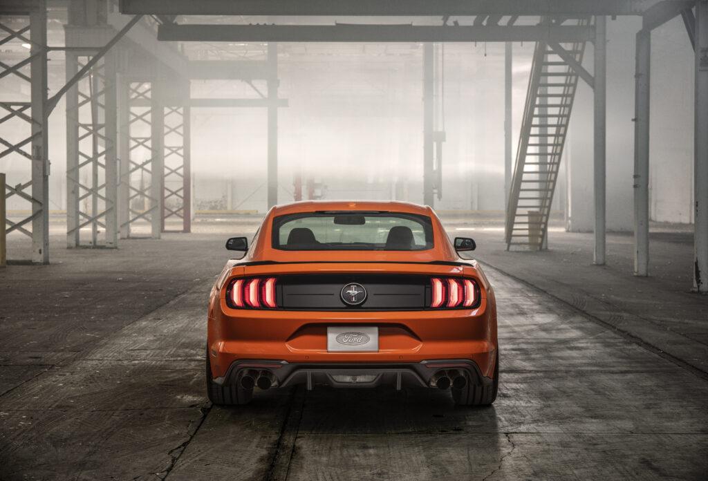 Akcja serwisowa Forda Mustanga – 38 000 aut wezwanych na serwis