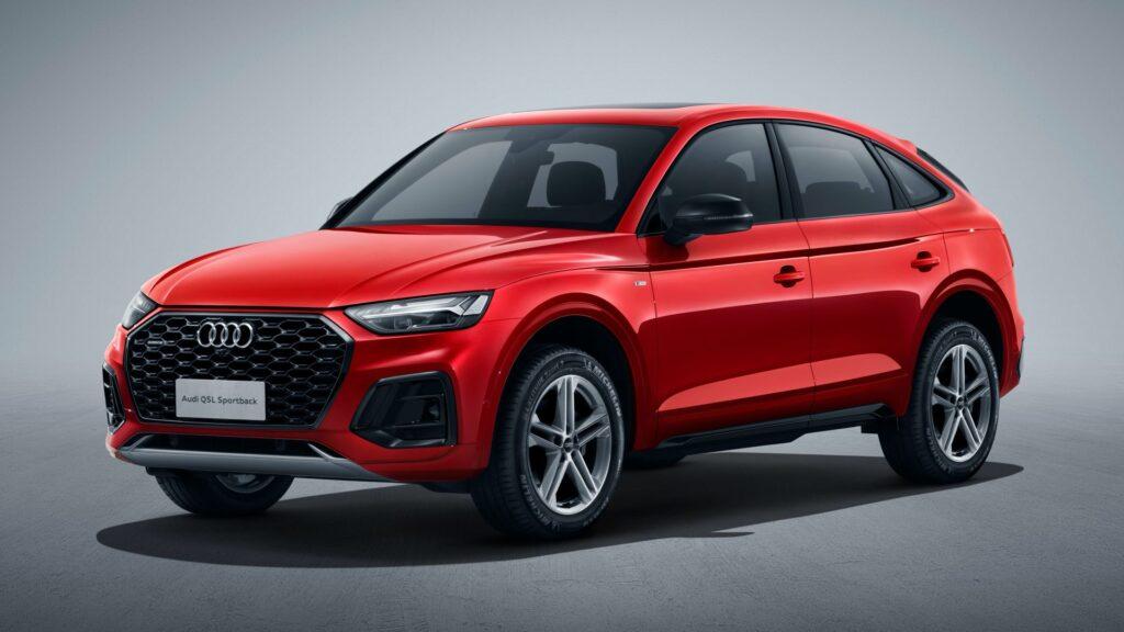 Audi Q5L Sportback – większe Coupe na rynek chiński