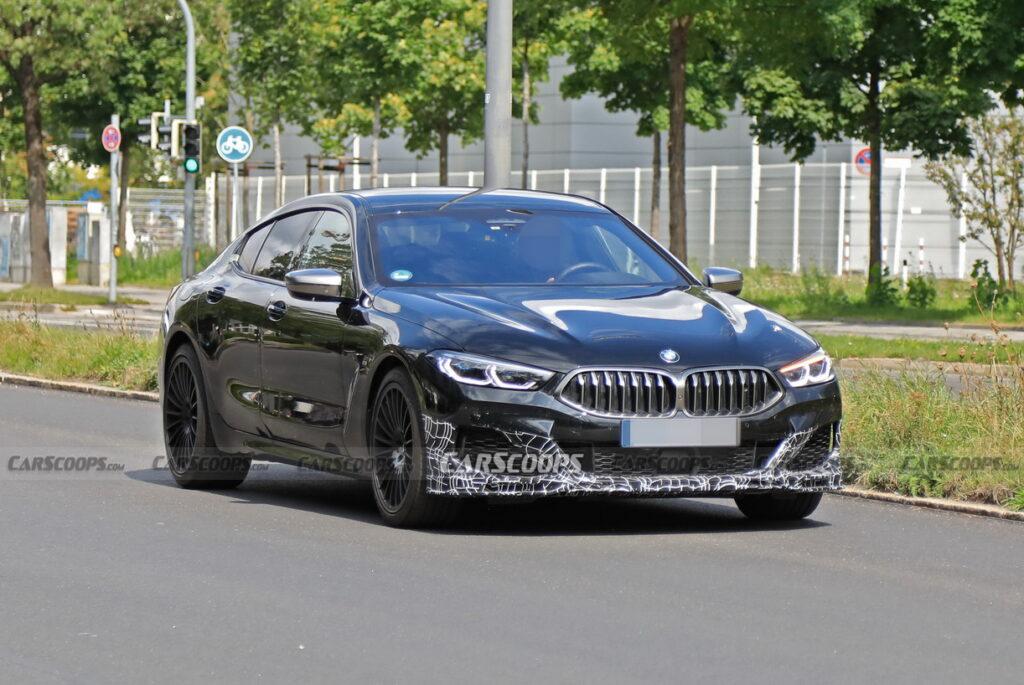 Alpina B8 sprawi, że zapomnisz o BMW M8. I to już niedługo!