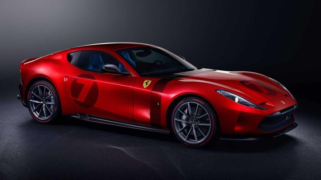 Ferrari Omologata – jedyny w swoim rodzaju, na specjalne zamówienie