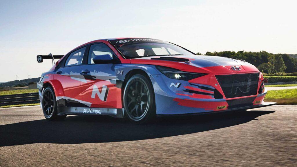 Szturmu Korei na motorsport ciąg dalszy – oto Hyundai Elantra N TCR