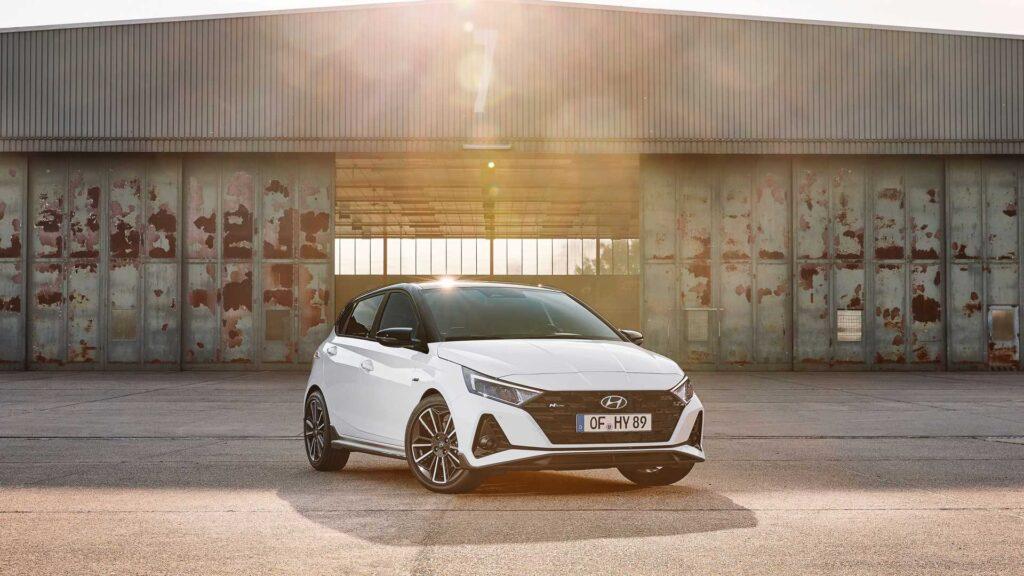 Hyundai i20 N Line 2021 – dane techniczne, wymiary, silniki, cennik