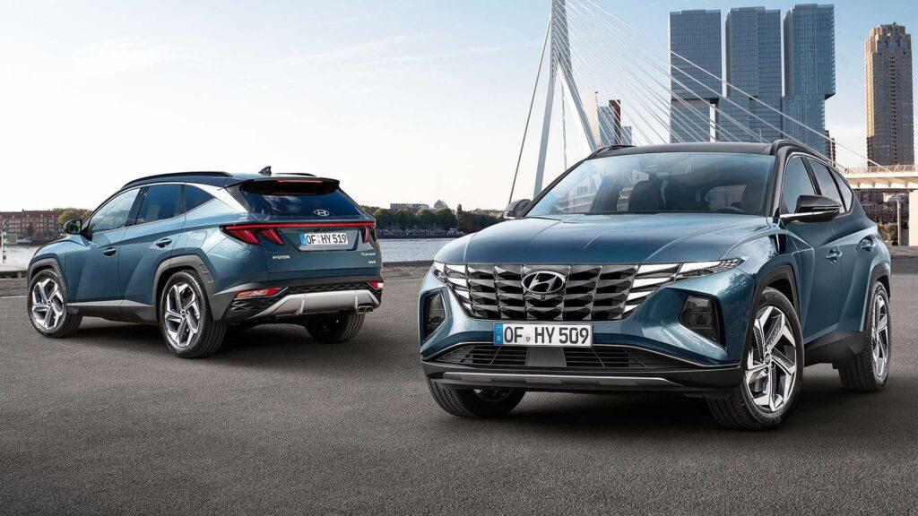 Hyundai Tucson 2021 – dane techniczne, wymiary, silniki