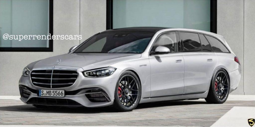 Mercedes klasy S kombi – dlaczego ktoś wpadł na taki pomysł?!