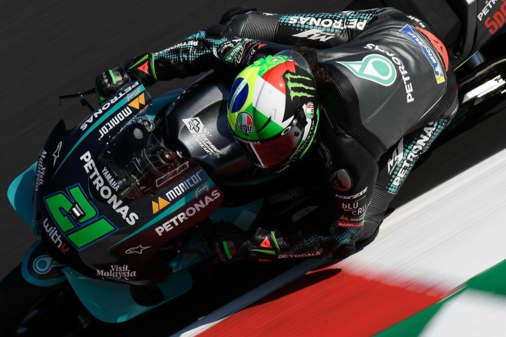 Franco Morbidelli wygrywa Grand Prix San Marino