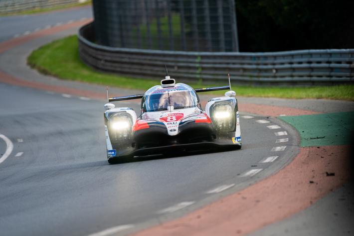 Toyota liczy na wyrównaną walkę między swoimi samochodami w Le Mans