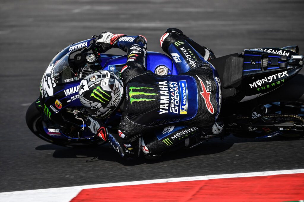 Maverick Vinales z Pole Position do GP Emilia Romagna