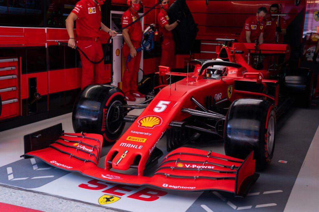 Ferrari ma przywieźć kolejne poprawki na Nurburgring