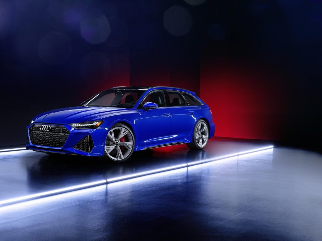 Audi RS6 Avant RS Tribute Edition – w hołdzie dla kultowego RS2 Avant