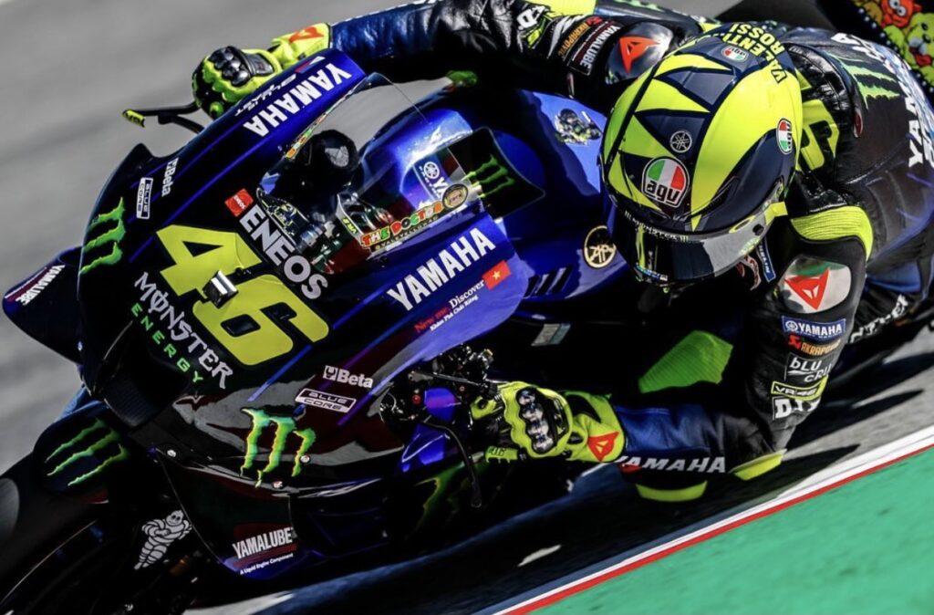 Valentino Rossi nie kończy z MotoGP – Włoch w Petronas SRT