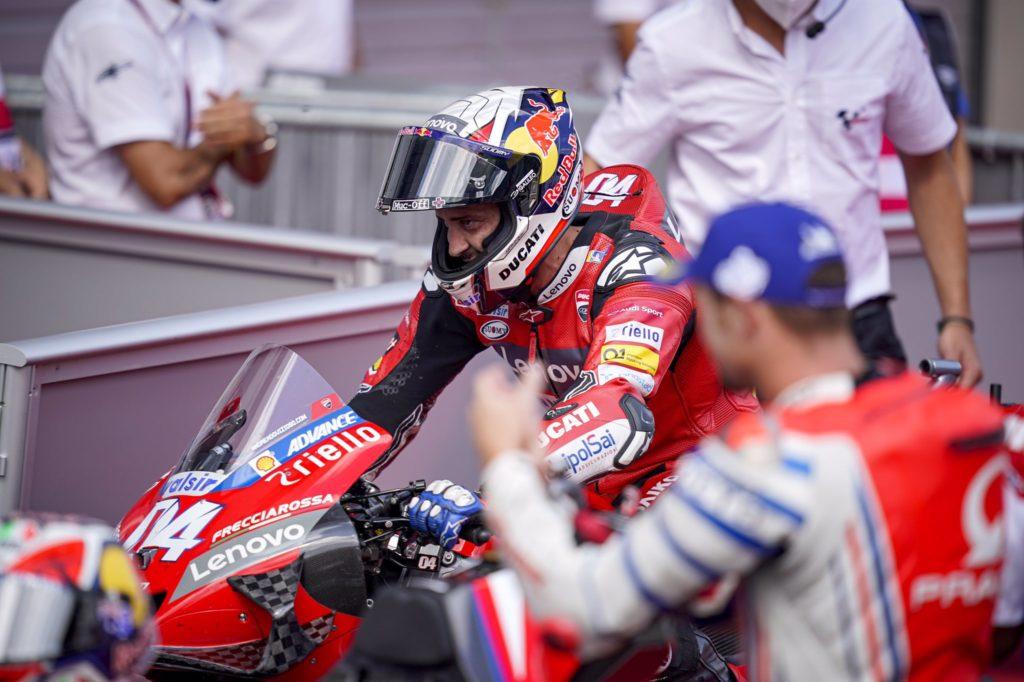 KTM nie dla Dovizioso na sezon 2021. Brak porozumienia po obu stronach