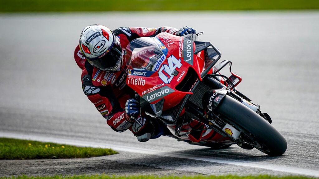 Luka w Bolonii. Kto zajmie miejsce Dovizioso w Ducati?