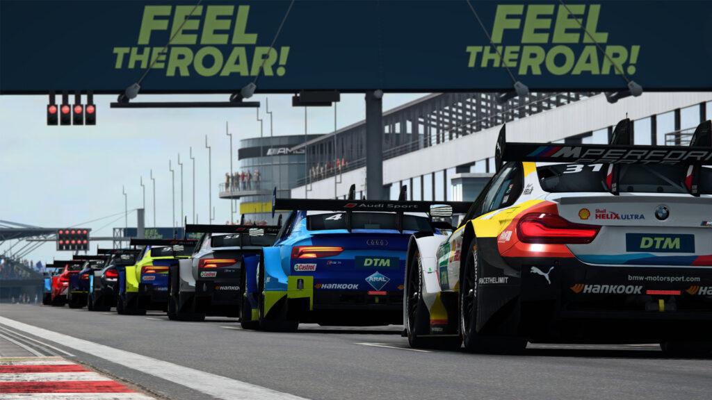 RaceRoom wreszcie z dodatkiem dla obecnego sezonu DTM