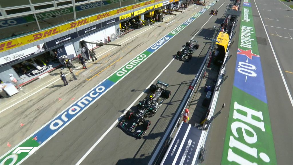 Hamilton z kolejnym Pole Position i świetny Sainz – relacja z kwalifikacji