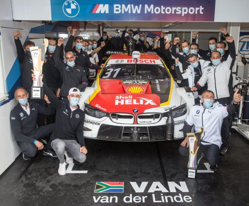 Sheldon van der Linde zwycięzcą sensacyjnego wyścigu na Assen