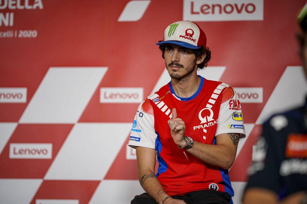Znamy zastępcę Dovizioso – Pecco Bagnaia w fabrycznym Ducati