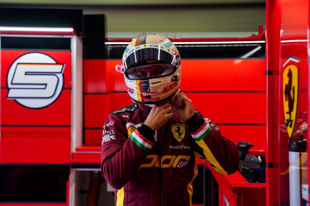 """Vettel: """"Odwrócona stawka na starcie nie ma kompletnie sensu"""""""