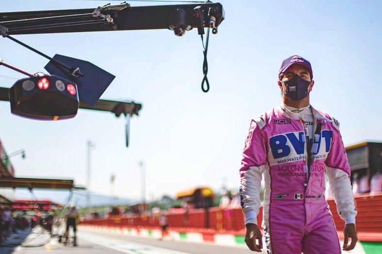 Sergio Perez niezadowolony z zachowawczej postawy Racing Point