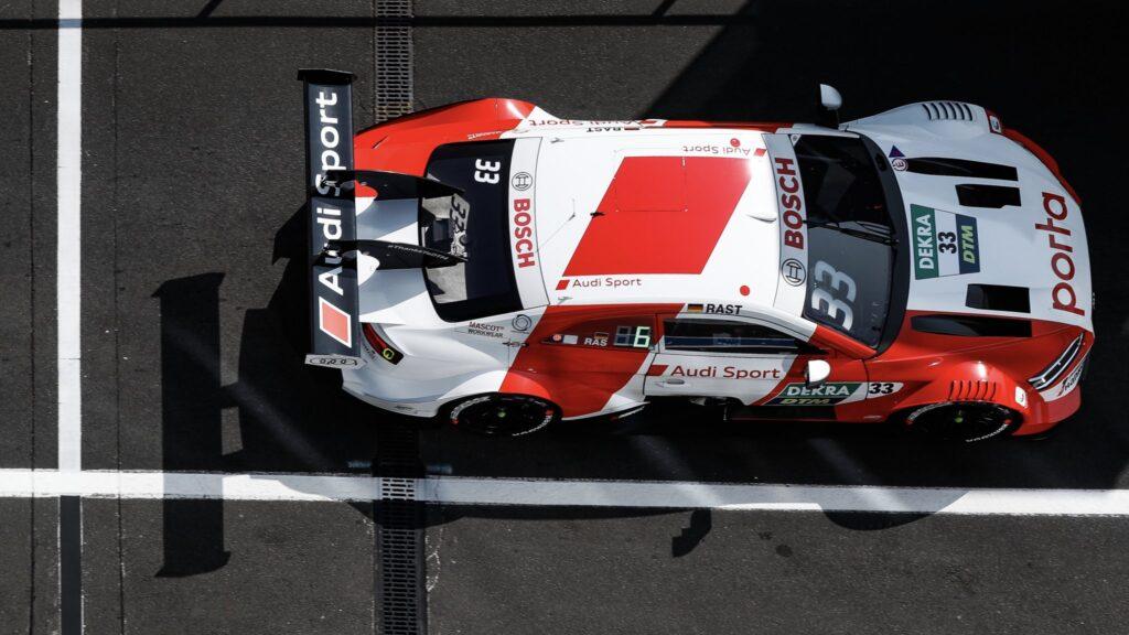 Rene Rast z Pole Position do sobotniego wyścigu na  Nurburgring