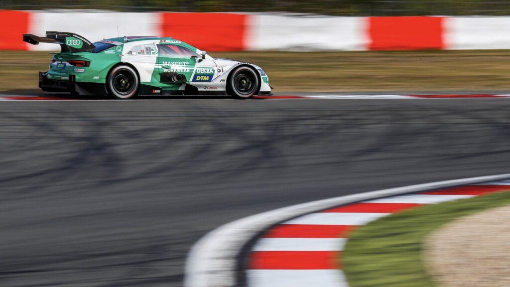 Bezbłędny Nico Muller wygrywa na Nurburgringu! Dramat Roberta Kubicy