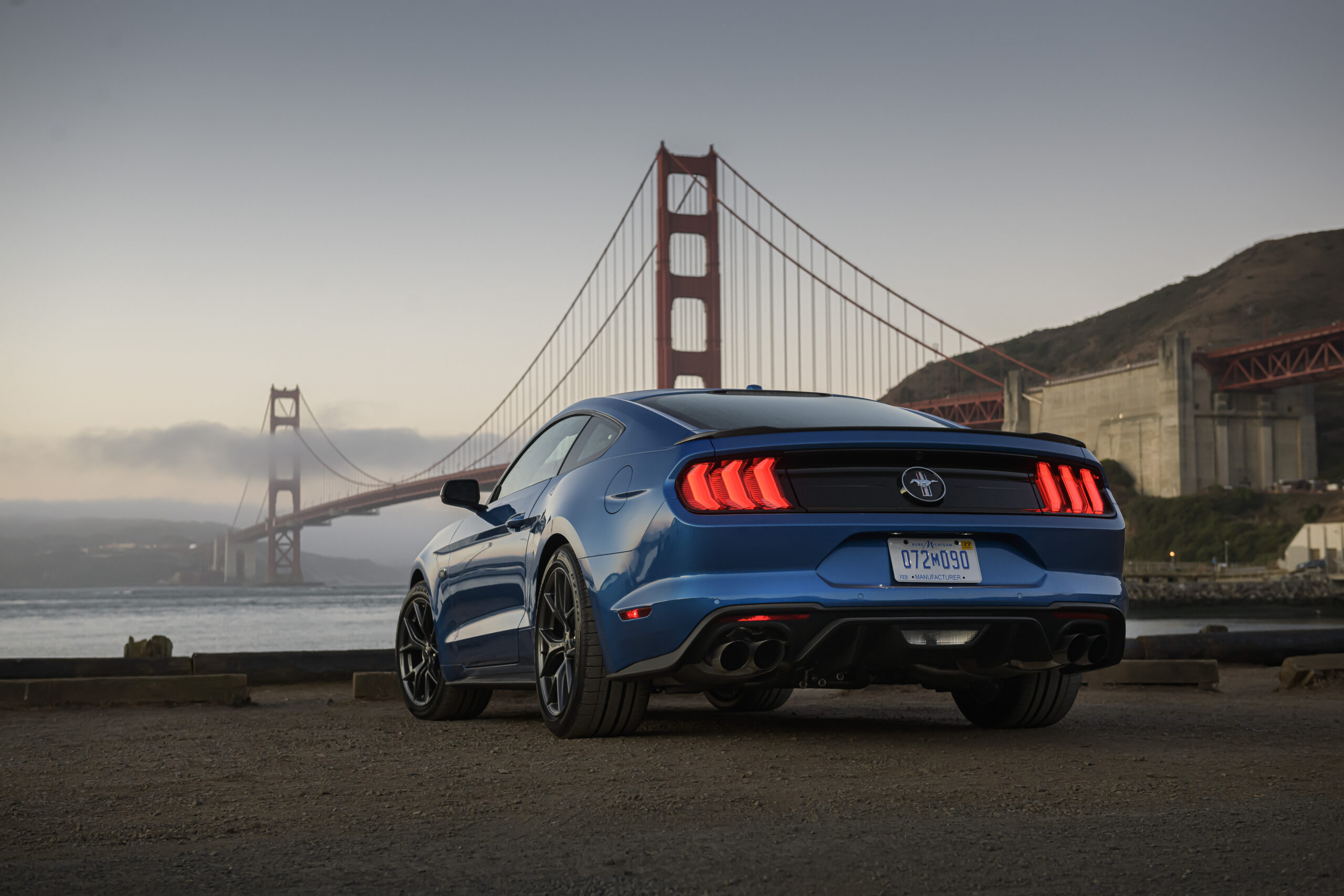 Forda Mustanga