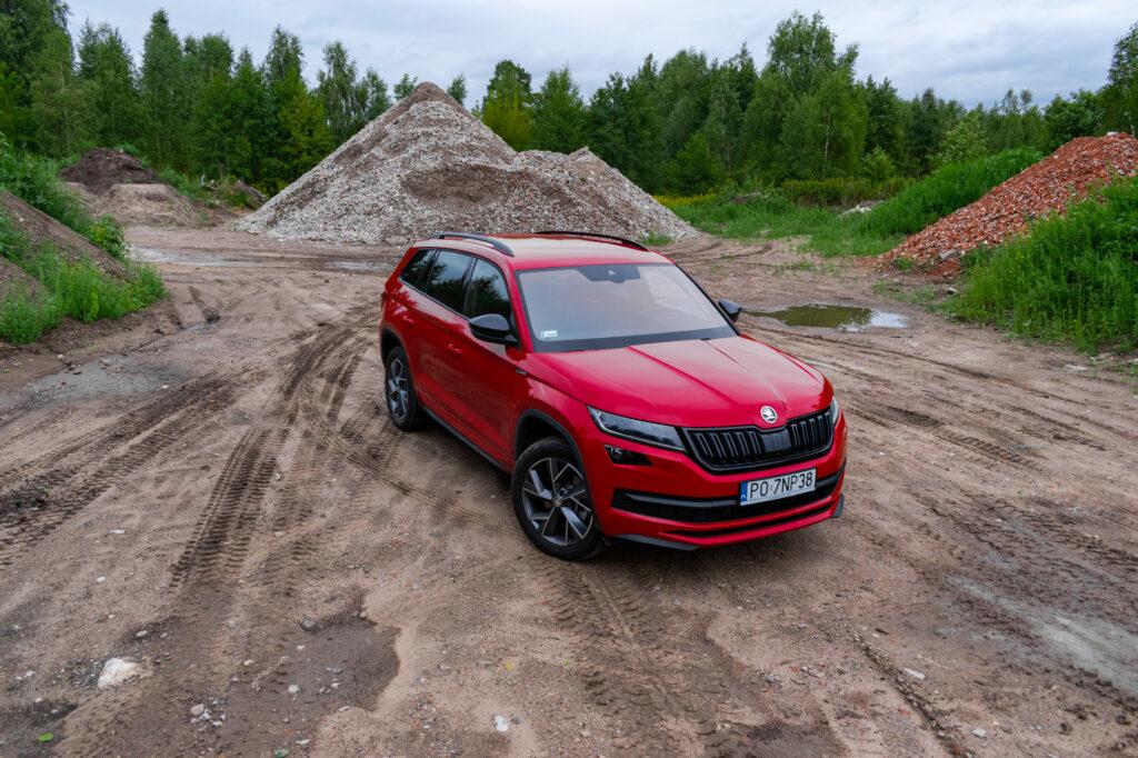 #TEST – Skoda Kodiaq 2.0 TDI 190 DSG Sportline – kolejny nudny SUV czy może powiew czeskiej świeżości?