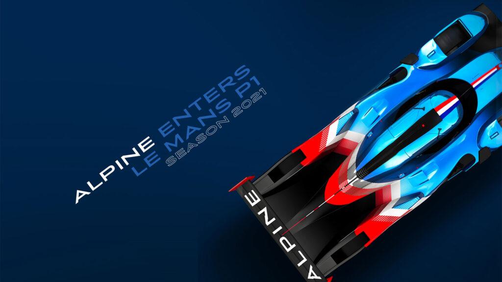Alpine rozpoczyna program LMP1. Celem start w 24h Le Mans