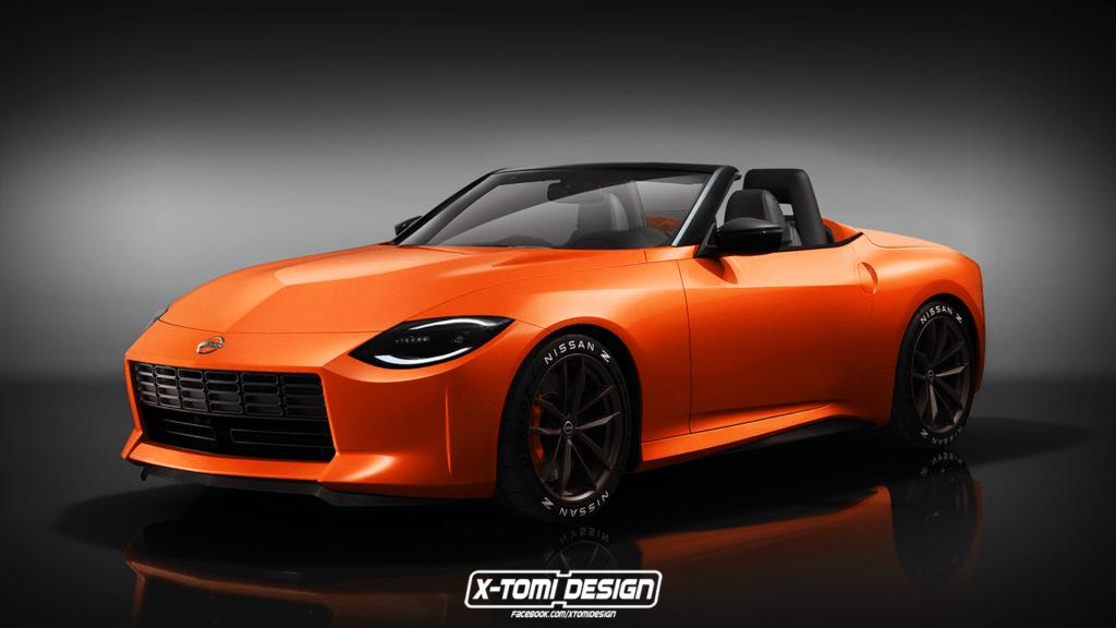 Nissan Z Proto Cabrio – od pomysłu do realizacji szalonego projektu