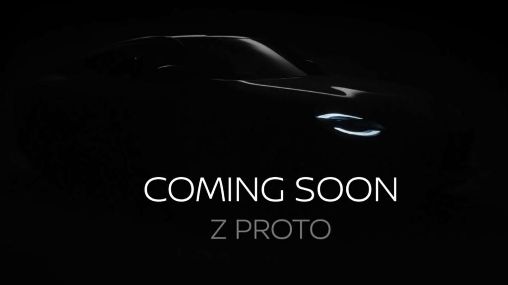 Nissan Z Proto – premiera następcy 370Z odbędzie się już 15 września