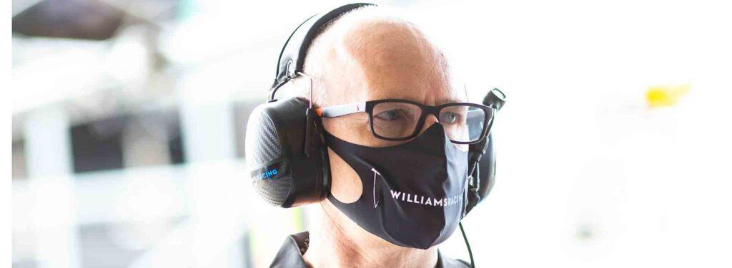Simon Roberts tymczasowym dyrektorem zespołu Williams