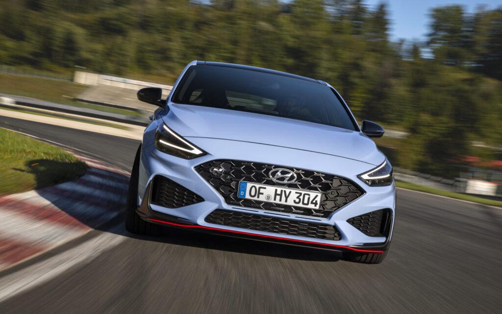 Hyundai i30 N 2021 – debiut z ośmiobiegowym DCT i nowym designem